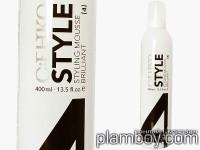 Пяна за коса с ултра силна фиксация с екстракт от личи Brilliant - C:ehko
